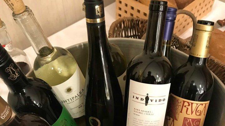 Vinurile moldovenești, premiate cu locul I la Geneva
