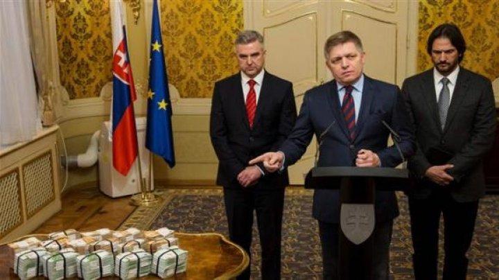 Premierul Slovaciei a anunţat că este gata să demisioneze, după scandalul asasinării jurnalistului Jan Kuciak