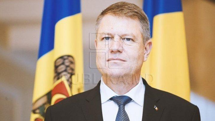 Mesajul lui Klaus Iohannis la aniversarea a o sută de ani de la unirea Basarabiei cu România