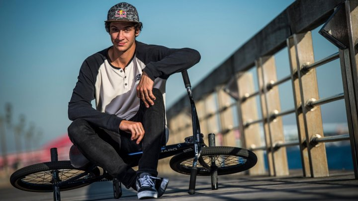 Show de zile mari! Francezul Matthias Dandois a câștigat proba BMX