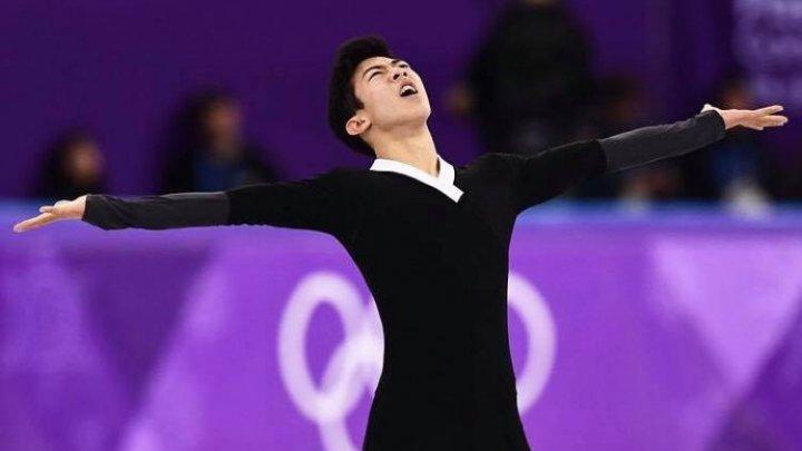 Americanul Nathan Chen, campion Mondial la patinaj artistic la doar 18 ani
