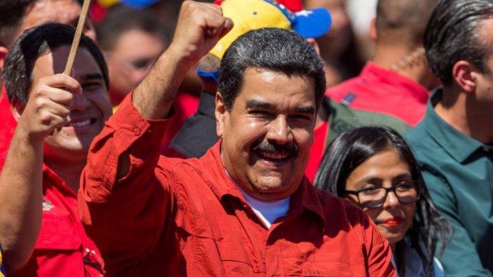 Liderul socialist al Venezuelei a intrat în cursa electorală, fredonând Despacito în faţa suporterilor (VIDEO)