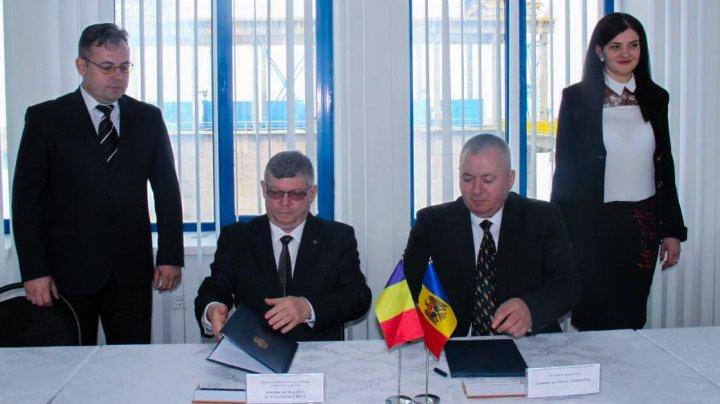 Polițiștii de frontieră și colegii din România au discutat situația operativă la frontiera comună