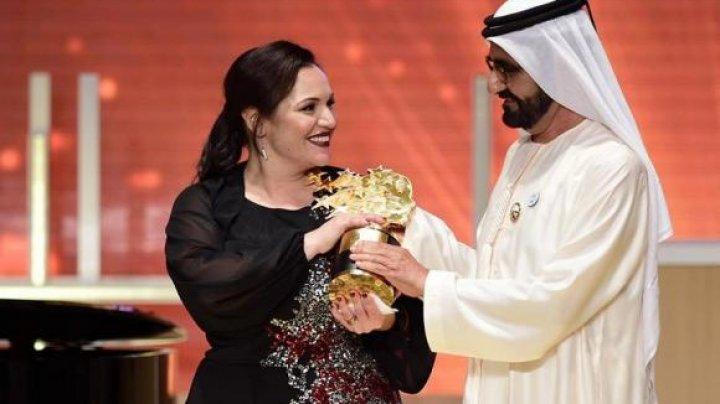 Cel mai bun profesor din lume a luat un premiu de un milion de dolari