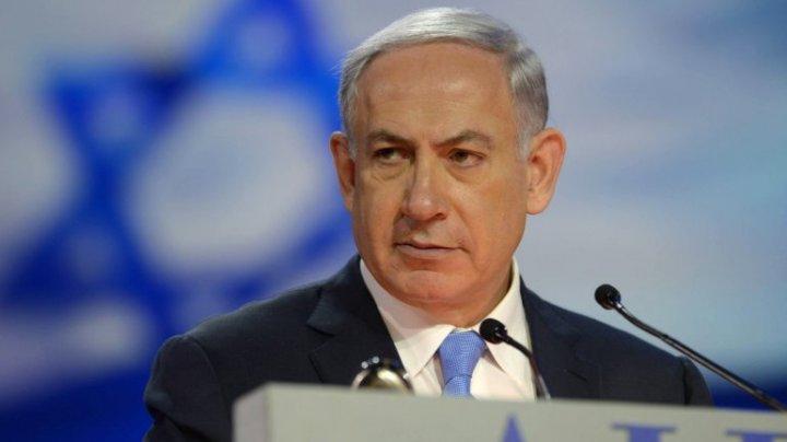 Premierul Israelului, audiat de poliţie într-un caz de corupţie