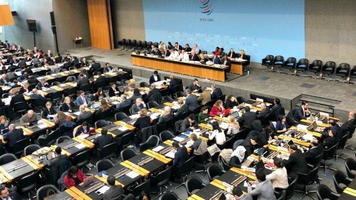 Reuniunea OMC: Ministrul Tudor Ulianovschi a reiterat angajamentele Republicii Moldova de a integra întreprinderile mici și mijlocii în schimburile comerciale mondiale