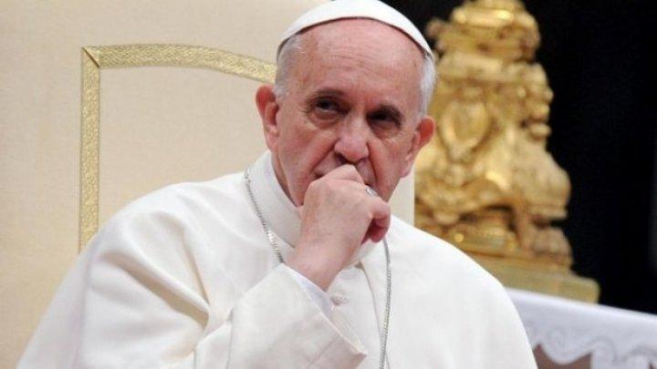 Papa Francisc salută eroismul poliţistului ucis în atacul terorist din sudul Franţei