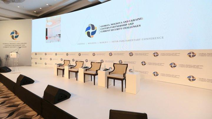 #parl4sec. Provocările generate de dezinformarea din regiune, discutate la Summitul interparlamentar