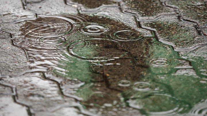 Cer variabil, ploi de scurtă durată. Câte grade vor indica termometrele în următoarele zile