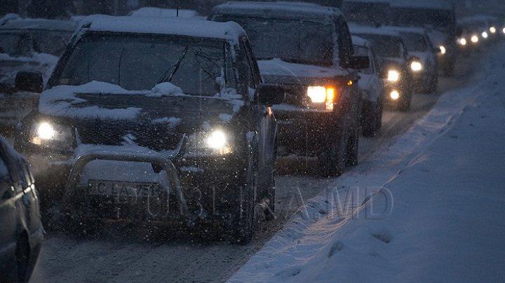 InfoTrafic: Accident rutier pe strada Calea Moșilor din Capitală