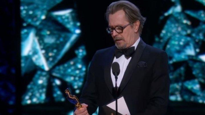 Gary Oldman a fost aproape să refuze rolul care i-a adus primul Oscar din carieră