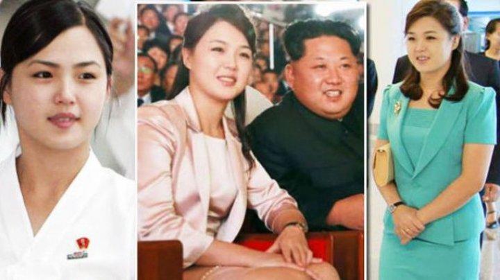 Viaţa misterioasă a soţiei lui Kim Jong Un. Cum arată partenera dictatorului nord-coreean