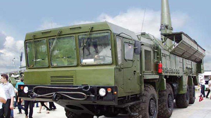 Comandantul-şef al forţelor terestre ale armatei ruse: Sistemul de rachete Iskander-M nu va avea rival până cel puţin în 2025