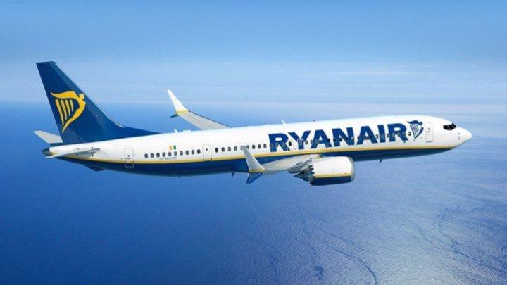 Compania aeriană Ryanair amenință să oprească toate zborurile din Marea Britanie