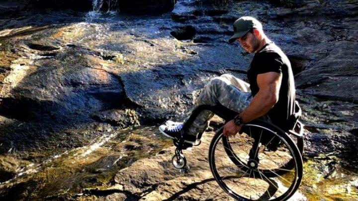 INCREDIBIL! Un paraplegic australian vrea să urce pe Everest în scaunul cu rotile (FOTO/VIDEO)