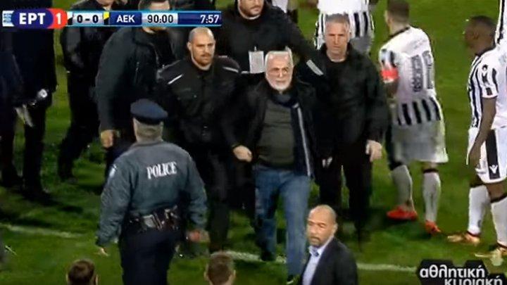 PAOK, penalizată de Asociația Cluburilor Europene. Care a fost motivul