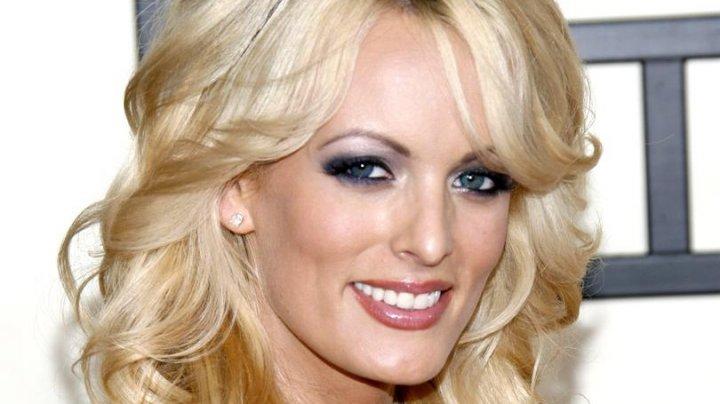 Donald Trump a obținut ordin de restricție împotriva lui Stormy Daniels