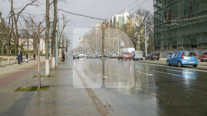 CONDUCEȚI CU PRUDENȚĂ! Străzile pe care se circulă cu dificultate
