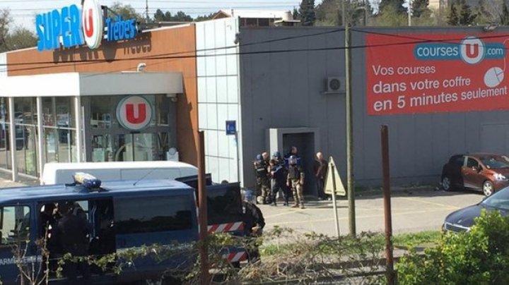 Un bărbat înarmat a luat ostatici într-un supermarket din sudul Franţei