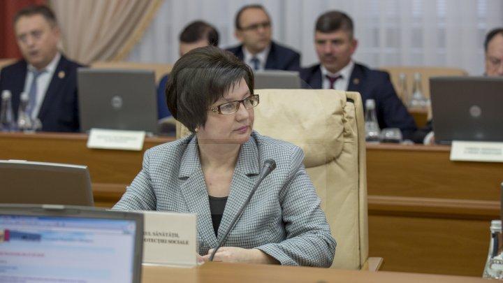PENSII MAI MARI! Svetlana Cebotari: Pensiile vor fi valorizate cu 6,6 la sută din 1 aprilie