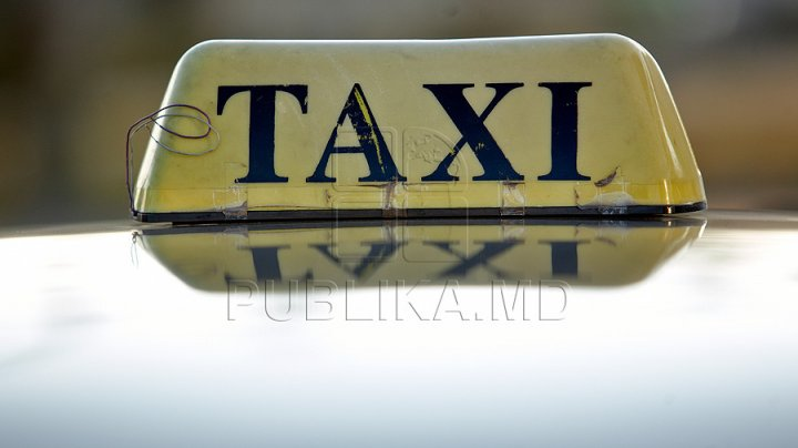 AMENDA USTURĂTOARE primită de 13 taximetrişti care activau ilegal
