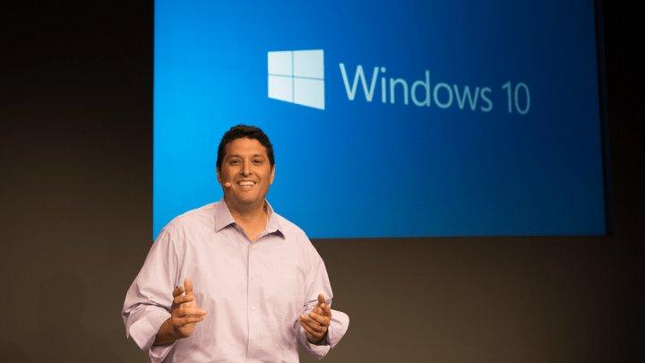 Microsoft l-a demis pe directorul responsabil de programul Windows