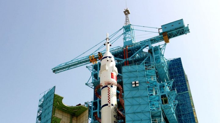 Ieșită de sub control, stația chinezească Tiangong-1 s-ar putea prăbuşi în cele mai mari oraşe din lume