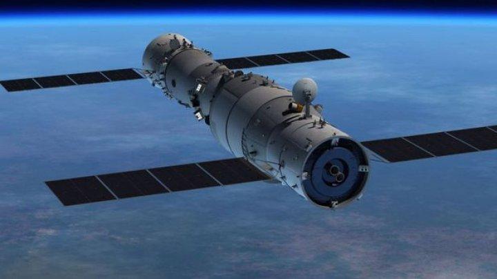 Staţia spaţială chineză se va prăbuşi pe Pământ în acest sfârşit de săptămână