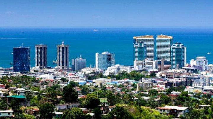 Capitala arhipelagului Trinidad şi Tobago ar putea dispărea sub ape în cazul unui mare cutremur