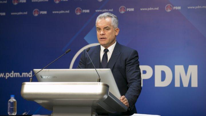 Vlad Plahotniuc: Moldova a obținut un succes istoric la ONU. A fost o dovadă de solidaritate și de parteneriat solid