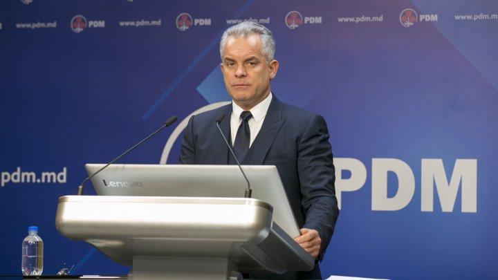 Vlad Plahotniuc de Ziua Independenţei Republicii Moldova: Astăzi noi suntem mai puternici ca stat decât ieri, iar Moldova îşi va continua drumul de dezvoltare