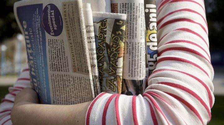EXPERIMENT: Ce afli după ce citești două luni doar ziare tipărite