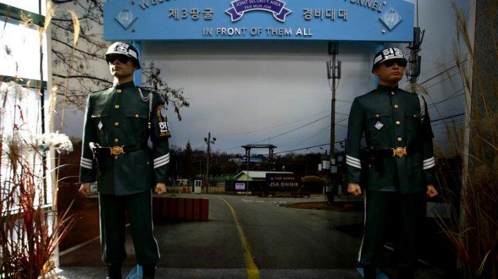 O delegație a Coreei de Sud a ajuns în Coreea de Nord pentru a reporni dialogul dintre SUA şi Phenian