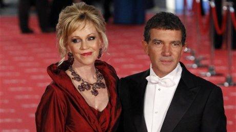 Antonio Banderas se întoarce la fosta sa soţie, Melanie Griffith, după 4 ani de la divorț