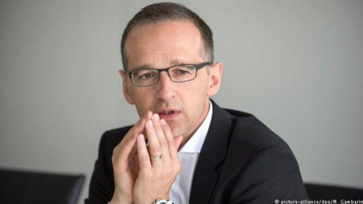 Siria: UE trebuie să accentueze presiunea asupra Rusiei, afirmă ministrul de externe german