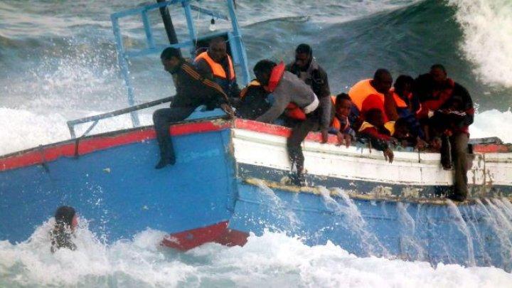 Cel puţin patru migranţi au murit încercând să ajungă în Spania din Maroc cu o ambarcaţiune improvizată
