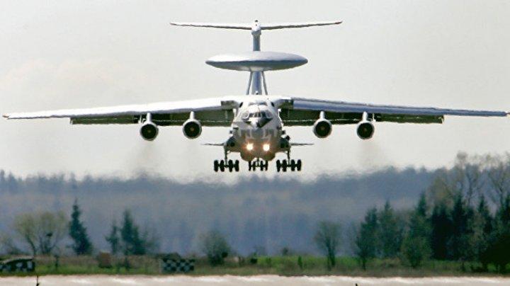 Beriev A-50 SRDLO este cea mai periculoasă aeronavă rusească din Siria