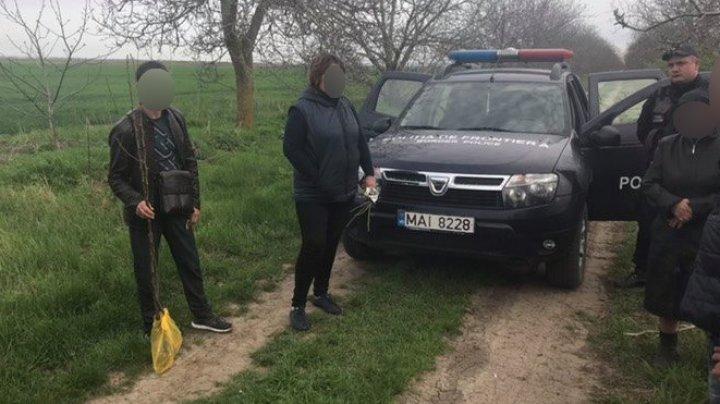 Au încercat să traverseze clandestin hotarul moldo-ucrainean, dar nu le-a mers. Cine sunt suspecţii