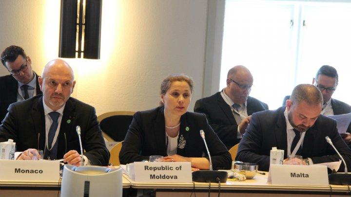 Victoria Iftodi participă la Conferința miniștrilor justiției privind reforma CEDO