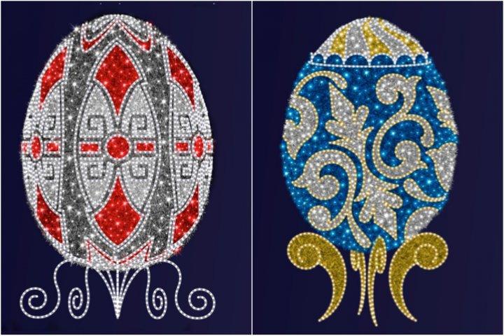 Chișinăul va avea decorațiuni moderne de Paște. Anunțul făcut de Silvia Radu