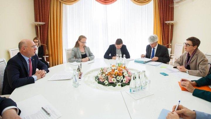 Pavel Filip: Elveția va oferi Republicii Moldova asistență tehnică în valoare de peste 50 de milioane de franci elvețieni