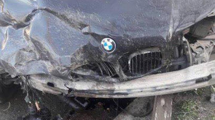 Accident GRAV la Ungheni. Un copil de 5 ani și o fată de 18 ani, băgați în spital de patru tineri aflați în stare de ebrietate (FOTO)
