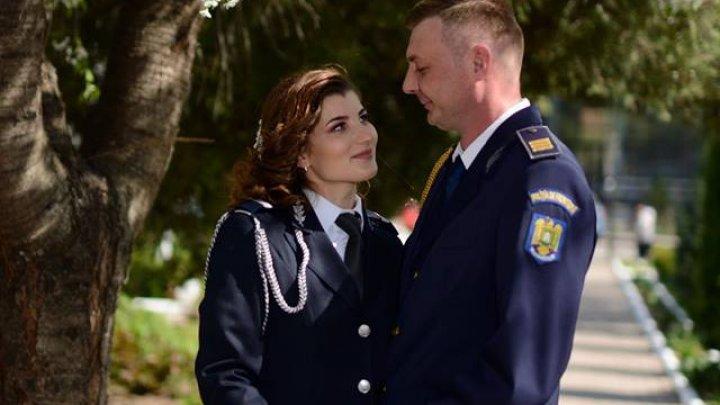 Doi poliţişti de frontieră au reuşit să doboare graniţa de pe Prut: Vrei să fii soţia mea