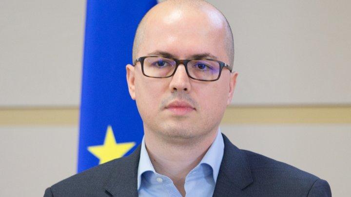 Europarlamentarul Andi Cristea: Parlamentul European este mulțumit de colaborarea cu Republica Moldova și vrea ca viitorul țării să fie unul european