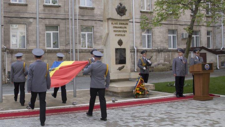 Serviciul de Informaţii şi Securitate a marcat Ziua Drapelului de Stat