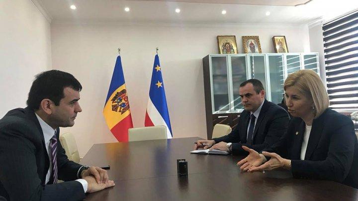 Ministrul Chiril Gaburici susține proiectele investiționale din UTA Găgăuzia