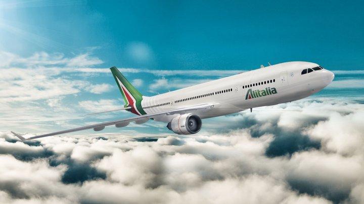 Comisia UE verifică împrumutul de 900 de milioane de euro acordat de statul italian pentru menținerea unei companiei aeriene