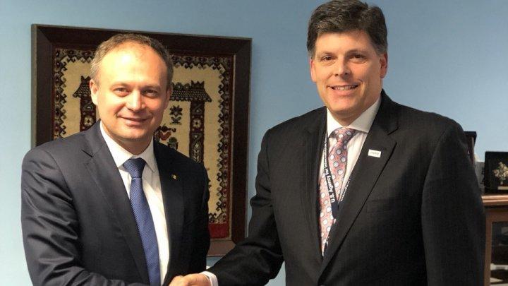Brock D.Bierman: USAID va examina în regim prioritar solicitările Republicii Moldova