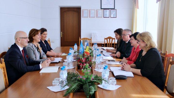 Biroul Regional OMS pentru Europa va sprijini în continuare reformele din sistemul sănătății din Moldova