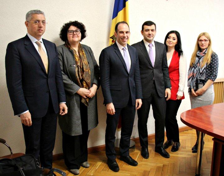 Ministerul Economiei și Infrastructurii și Corporația Internațională Financiară își fortifică colaborarea